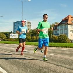 SEB Tallinna Maraton - Kristo Reitav (149), Ando Arula (896)