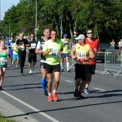 SEB Tallinna Maraton - Ago Saluveer (801), Vahur Parve (1829)