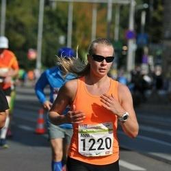 SEB Tallinna Maraton - Anni Niidumaa (1220)