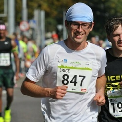 SEB Tallinna Maraton - Brice Gasnier (847)
