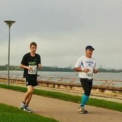 SEB Tallinna Maraton - Brenet Rahumägi (1335), Vesa Kouvo (1655)