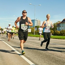 SEB Tallinna Maraton - Aare Leisson (1536)