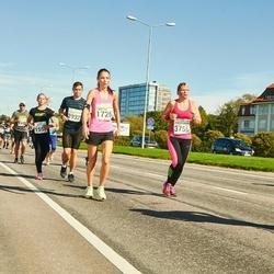SEB Tallinna Maraton - Christina Luhamets (1726), Merle Hirtentreu (3756)