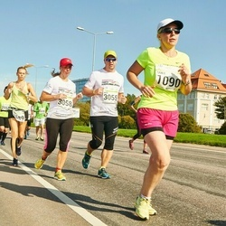 SEB Tallinna Maraton - Soile Sild (1090), Ago Arro (3055), Kadri Bauman (3058)