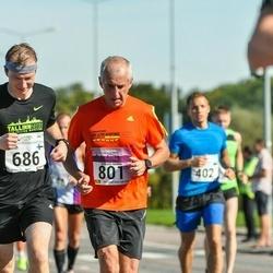 SEB Tallinna Maraton - Bernard Naudin (801)