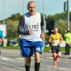 SEB Tallinna Maraton - Ari Hannikainen (1702)