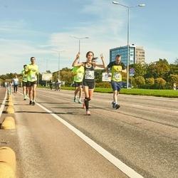 SEB Tallinna Maraton - Birgitti Pilvet (2063)
