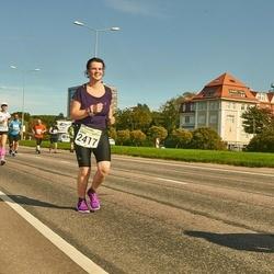 SEB Tallinna Maraton - Anna Doroshevskaya (2417)