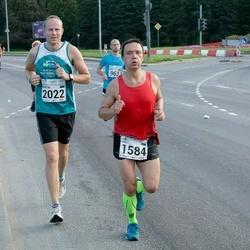 SEB Tallinna Maraton - Aado Metsis (1584), Martin Pärdu (2022)