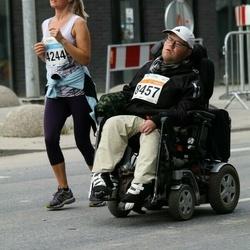 SEB Tallinna Maratoni Sügisjooks (10 km) - Andres Jakobson (4244), Jüri Lehtmets (8457)