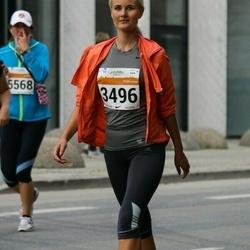 SEB Tallinna Maratoni Sügisjooks (10 km) - Annika Hilpus (3496)