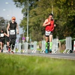 SEB Tallinna Maraton - Andrus Tamboom (331), Aado Metsis (1584)