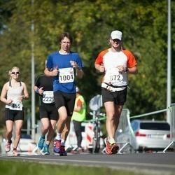 SEB Tallinna Maraton - Reinis Rubenis (872), Arturs Beluns (1004)