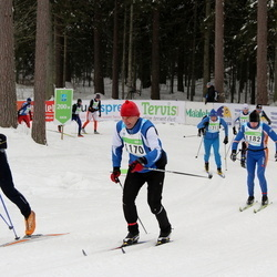 42. Tartu Maraton - Jaak Volmer (1170), Anatoli Babkin (1179)