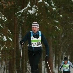 42. Tartu Maraton - Alver Kivirüüt (1385)