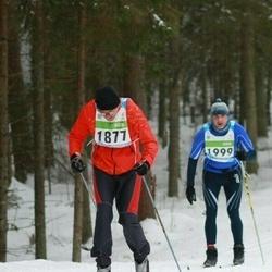 42. Tartu Maraton - Ago Võhmar (1877), Alexander Shilov (1999)