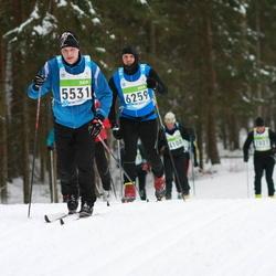 42. Tartu Maraton - Rait Elvet (5531), Arno Kender (6259)