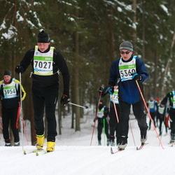 42. Tartu Maraton - Heikki Martela (5360), Aivo Int (7027)