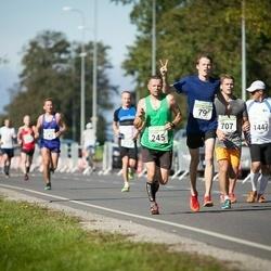 SEB Tallinna Maraton - Otto-Valter Väinaste (79), Andero Sopp (245)