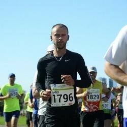SEB Tallinna Maraton - Ando Põlluäär (1796)