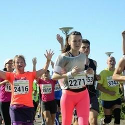 SEB Tallinna Maraton - Anna Klugman (2271), Tuula Lunden (2416)