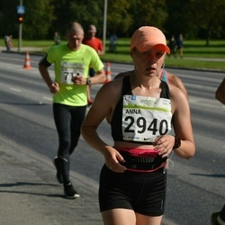 SEB Tallinna Maraton - Anna Kuleshova (2940)