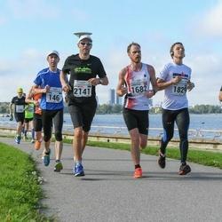 SEB Tallinna Maraton - Pavel Vialichka (135), Bjorn Roar Vagle (1682), Risto Kankaanpää (1829), Janek Maripuu (2141)