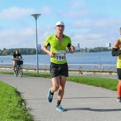SEB Tallinna Maraton - Kaspars Rolavs (659), Aleksei Kuligin (1945)