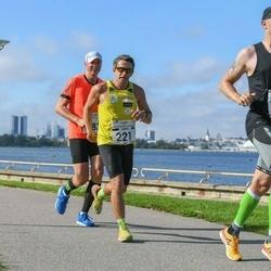 SEB Tallinna Maraton - André Abner (221), Jukka Peltola (876)