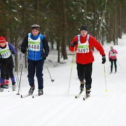 42. Tartu Maraton - Aare Krämann (4488), Indrek Kuusk (5497)
