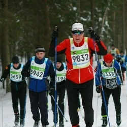 42. Tartu Maraton - Aarne Seeba (5942), Juris Visockis (9832)