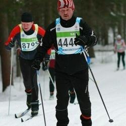 42. Tartu Maraton - Olev Kirs (4447), Anatoli Läte (8795)