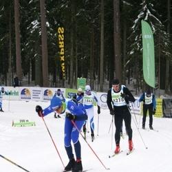 42. Tartu Maraton - Ander Adel (1866), Marko Rohtmets (4278)