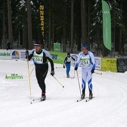 42. Tartu Maraton - Sandor Liive (754), Aare Piire (1594)