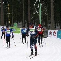 42. Tartu Maraton - Andres Lukkats (1287), Ago Teder (1653)
