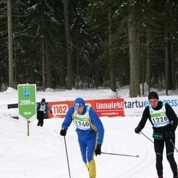 42. Tartu Maraton - Andrus Jaamul (1226), Ahti Bleive (1260)