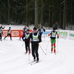 42. Tartu Maraton - Agnius Ciapas (2963), Ott Sikemäe (5408)