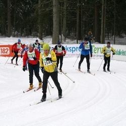 42. Tartu Maraton - Taivo Tolli (1984), Bert Lõuke (2228), Siim Vanahans (2464), Raido Kivinurm (2643)