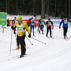 42. Tartu Maraton - Taivo Tolli (1984), Bert Lõuke (2228), Raido Kivinurm (2643), Kaido Kreintaal (2843)