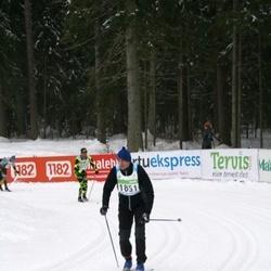 42. Tartu Maraton - Üllar Vill (1851)