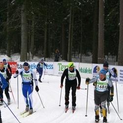 42. Tartu Maraton - Anatoly Efimov (1686), Allan Alt (5263)
