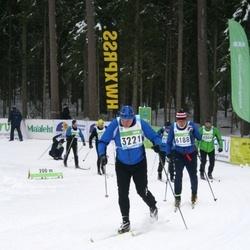 42. Tartu Maraton - Priit Raidvee (3221), Ahti Asmann (6188)