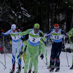 42. Tartu Maraton - Anders Aukland (2), Algo Kärp (7), Svein Tore Sinnes (12)