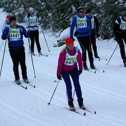 42. Tartu Maraton - Anastasia Gerassimova (3850), Martin Tuulik (4441), Jouko Kuusela (6061)
