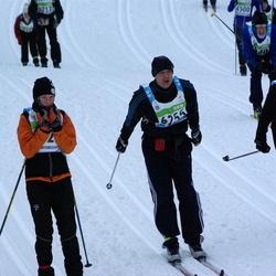 42. Tartu Maraton - Anna-Maija Hirvonen (3619), Kazys Patkauskas (6255)