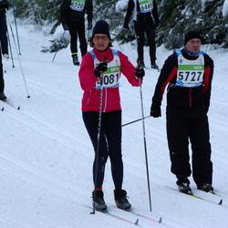 42. Tartu Maraton - Aasa Öström (4081), Argo Ojasaar (5727)
