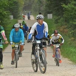 19. Tartu Rattamaraton - Marek Nurmela (2116), Dmitri Gostev (2632), Benno Johanson (5626)