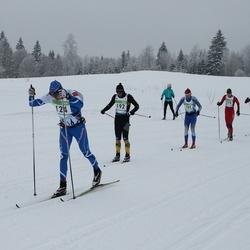 42. Tartu Maraton - Vadim Prisivko (124), Marek Antoniak (141), Dainis Hirv (192), Gaspar Sukk (255), Artur Rauk (378)