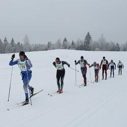 42. Tartu Maraton - Tiit Voodla (120), Alexander Shashin (492)