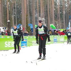 42. Tartu Maraton - Arno Anton (2136), Andres Ronk (5207)